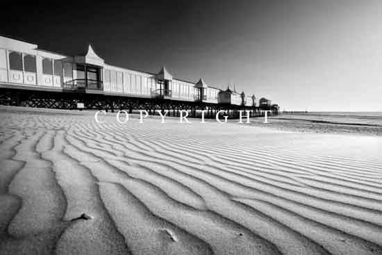 St. Annes Pier Monochrome, Ref : 8444