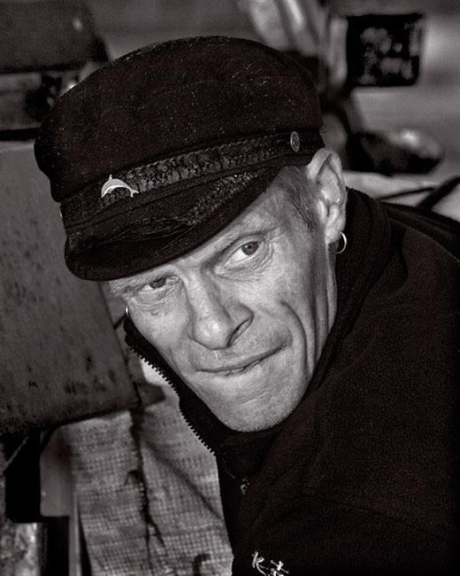 Russell Wignall, Lytham Shrimper