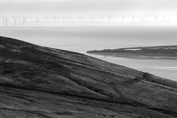 Wind Farm Close To The Duddon Estuary, Cumbria - Ref: 6445
