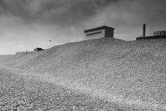 Bird Hide At Dungeneness Nuclear Powerstation - Ref:3509