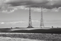 World War Two masts above Dover - Ref:3719