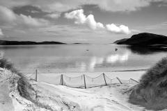 Erosion Netting, Isle Of Barra