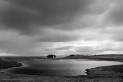 View to Dore Holm Arch, Eshaness, Shetland - Ref 5989