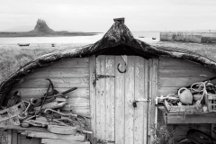 Fishermans Cabin, Holy Island, Ref:8915