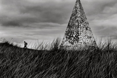 Beacon On Emmanuel Head, Holy Islsnd, Ref:8998