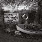 Fracking Protest, Roseacre, Fylde Coast - Ref:3711