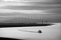 Fleetwood Estuary, Black Combe Beyond, Ref 3983 mon