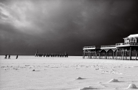 Seasonal Fun, St Annes Pier. Ref:7603